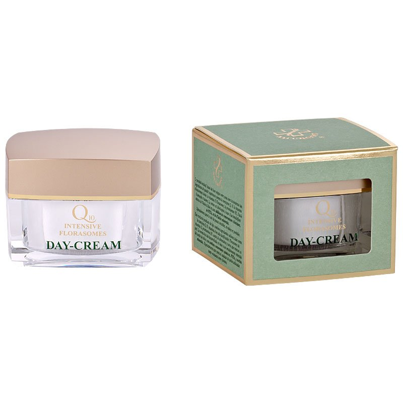 Q10 intensive Florasomes Day- Cream 50ml Hagina