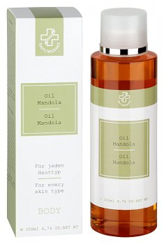 Oil Mandola 200ml Hagina