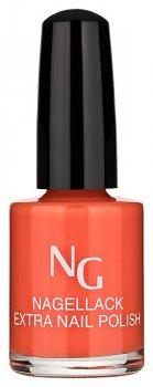 Nagellack orange 10ml Hagina