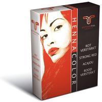 Henna Pulver rot verstärkt 85g Tol Kosmetik