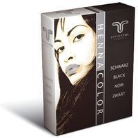 Henna Pulver schwarz 85g Tol Kosmetik