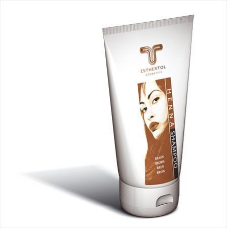 Henna Shampoo Braun 150 ml Tol    (NUR NOCH 1x LIEFERBAR)