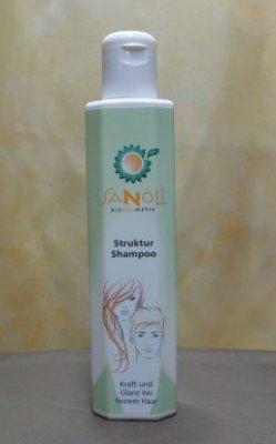 Strukturshampoo Balsampappel 200 ml Sanoll