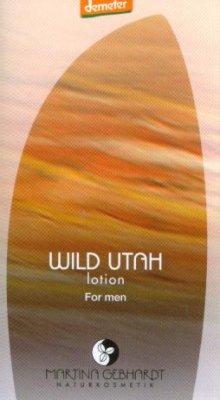 Wild Utah Gesichtsmilch 2ml Probe Martina-Gebhardt Naturkosmetik Demeter