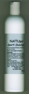 SPORT NatuPur Duschgel 200ml Natural Hair Care