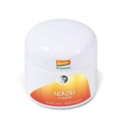 NEROLI Cream (Creme) 50 ml Martina Gebhard Naturkosmetik Demeter