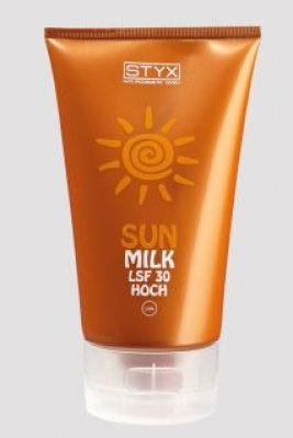 Sun Milk LSF 30 Hoch 150ml Styx Naturcosmetic