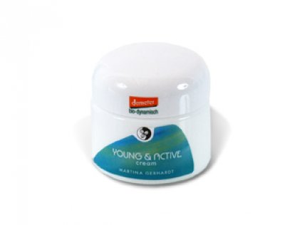 Young & Active Creme 50ml Martina-Gebhardt-Naturkosmetik