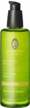 PRIMAVERA Belebendes Körperöl Bio-Ingwer & Limette, 100ml